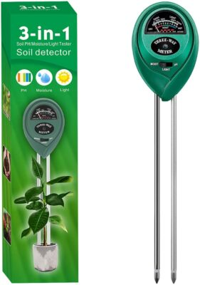 Alkey Soil Moisture Meter