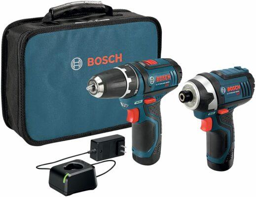 Bosch Cordless Tool Set