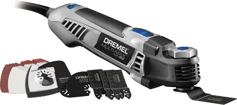 Dremel MM50-01 Multi-Max Oscillating DIY Tool Kit