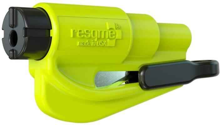 Resqme Emergency Keychain Car Escape Tool