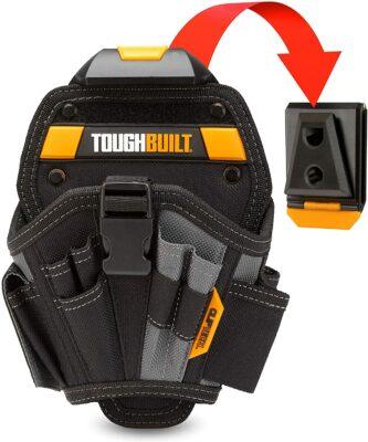 ToughBuilt Drill Holster Pouch